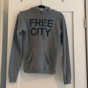 NWOT Free City Hoodie